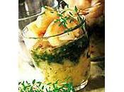 Effeuillé tacaud, purée pommes terre pesto