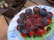 Tomates cerise vinaigre balsamique