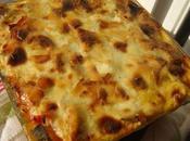 Lasagnes ravioles ratatouille