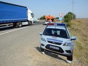 faux policiers pour communiquer sécurité routière avec humour