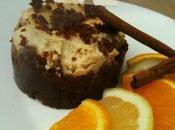 Mini-Cheescake (aux spéculoos, cannelle, zestes d'orange citron) pour deux amoureux