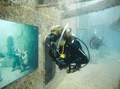 Vandenberg, exposition sous-marine
