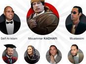 Récit l'entrée famille Kadhafi Algerie