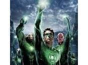 turn Green Lantern