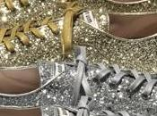sneakers paillettes Miu.