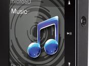 2011 Creative lance nouveau baladeur audio vidéo, X-Fi