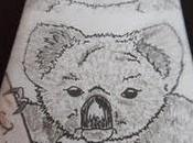 Marque Page Koalas