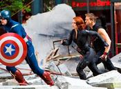 Avengers photos tournage New-York