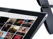 Sony présente tablettes