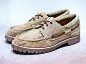 Junya watanabe comme garçons 2011 suede boat shoe