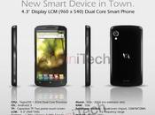 Synrgic Phone smartphone dual-core euros