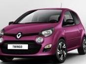 Renault Twingo restylée vidéo