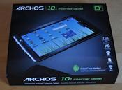 [Avis] Tablette Archos