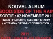 Idem nouvel album good side rain (nov 2011)