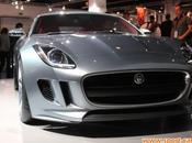 Francfort 2011 Jaguar C-X16 Concept