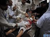 pakistan, hommes armes attaquent scolaire.