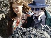 Premieres images Johnny Depp dans Dark Shadows