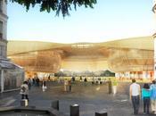 Vinci construira Canopée Forum Halles