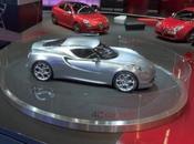 L'Alfa Romeo Francfort gris