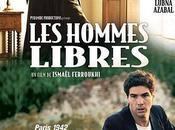 HOMMES LIBRES: TAHAR RAHIM Paris 1942