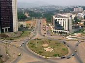Paul Biya dans rues Yaounde Samedi