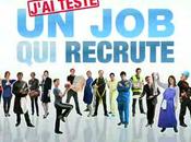 """groupe Pôle emploi vous proposent """"J'ai testé recrute"""""""