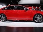 Francfort balade stand Audi