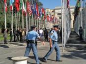 nouveau drapeau libyen fait entrée l'ONU