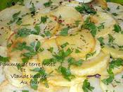 Pommes terre frites viande hachée four