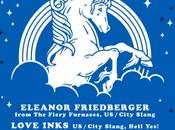 Concours Musique radieuse avec City Slang Eleanor Friedberger Love Inks Fish lights Dear Reader