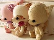 [DIY] Adorables petites peluches coudre