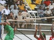 Duel Cameroun-Algérie Championnat d'Afrique volley-ball messieurs