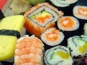 Repas léger équilibré japonais: sushi/pas sushi?