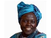 Wangari Maathai, combat d'une