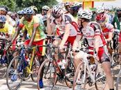 Sept pays ligne départ pour Grand prix international Chantal Biya