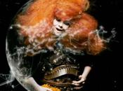 dernier clip Björk moon