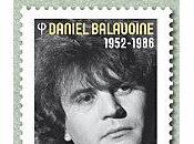 Daniel Balavoine, Claude Nougaro, Gilbert Bécaud... timbre