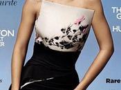 Rihanna glamour blonde platine pour Vogue