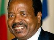 Octobre: Paul Biya ignore Réunification