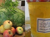 confiture citre pommes verveine