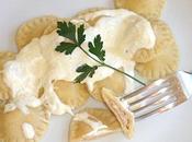 Raviolis jambon camembert