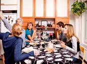 Stéphanie Lacombe finlandais table