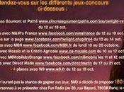 Conditions participation rencontre avec Robert Pattinson Ashley Greene Paris