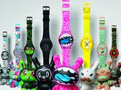 Swatch montre Kidrobot qu'il vous faut