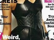 Nicki Minaj dans Cosmopolitan novembre