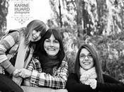 Joyeuse action grâce Portrait famille lifestyle, Montréal