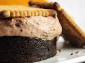 Tiramisu chocolat brownie petit beurre