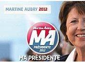 Toutes raisons voter Martine Aubry aurelinfo