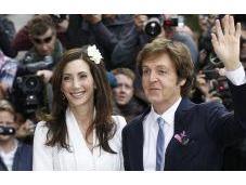 Paul McCartney s'est marié troisième fois