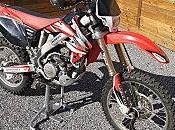 Vends Honda 2006 Homologué